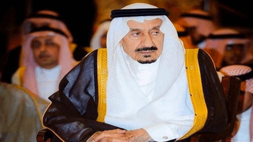 الديوان الملكي السعودي يعلن وفاة الأمير متعب بن عبد العزيز