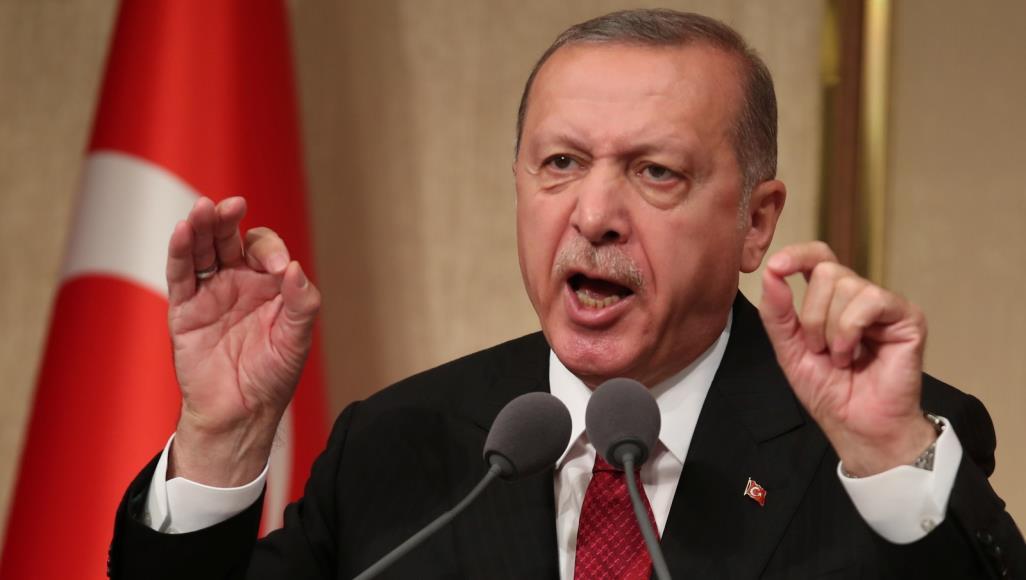 أردوغان: العملية التركية تهدف إلى الإسهام في وحدة أراضي سوريا... وإذا وصف الاتحاد الأوروبي العملية بالاحتلال سنفتح الأبواب أمام اللاجئين