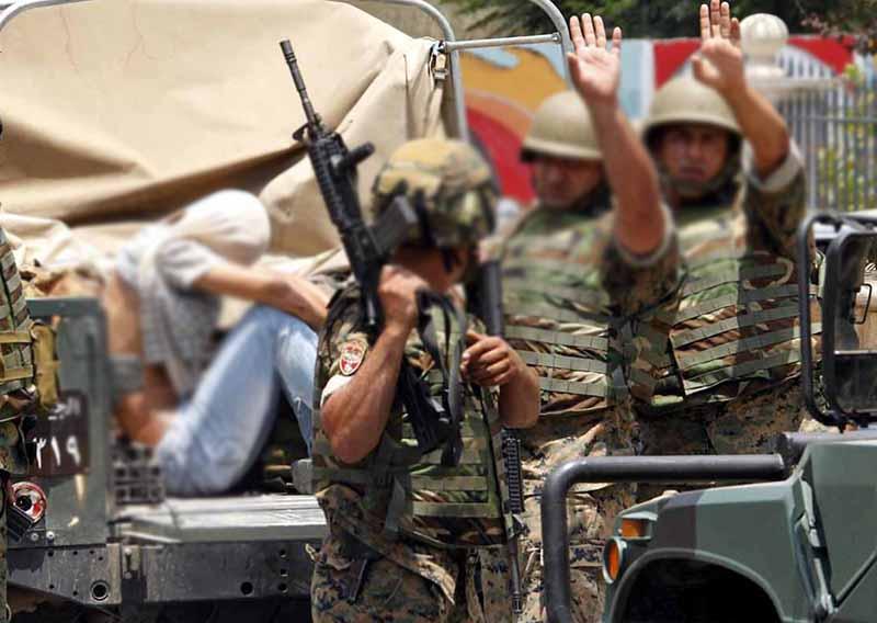 """الأشغال الشاقة بحق """"الجاعور""""...المتهم بالقتال مع """"داعش"""" ضد الجيش اللبناني"""
