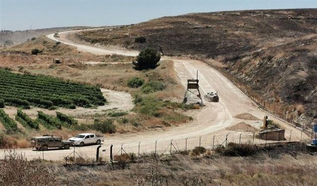 الشخص الذي اعتقله جيش الاحتلال الاسرائيلي فار من العدالة وكان قد أطلق النار على شخصين في الوزاني صباحاً