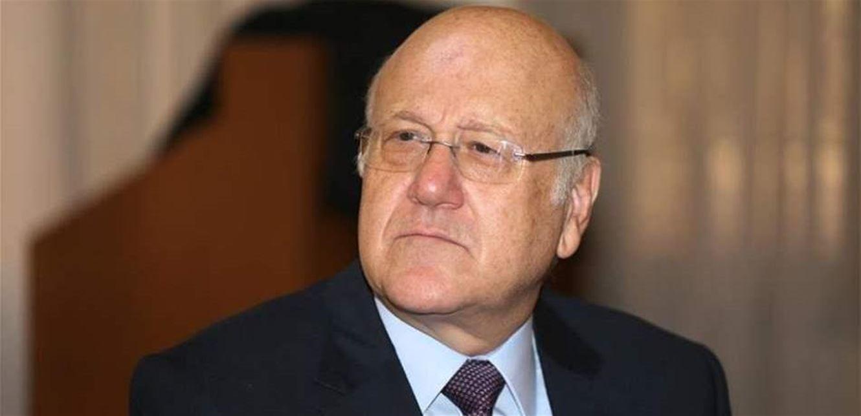 الـ lbc: الرئيس ميقاتي غادر لبنان عقب الاستشارات النيابية ولن يستقبل الرئيس المكلف