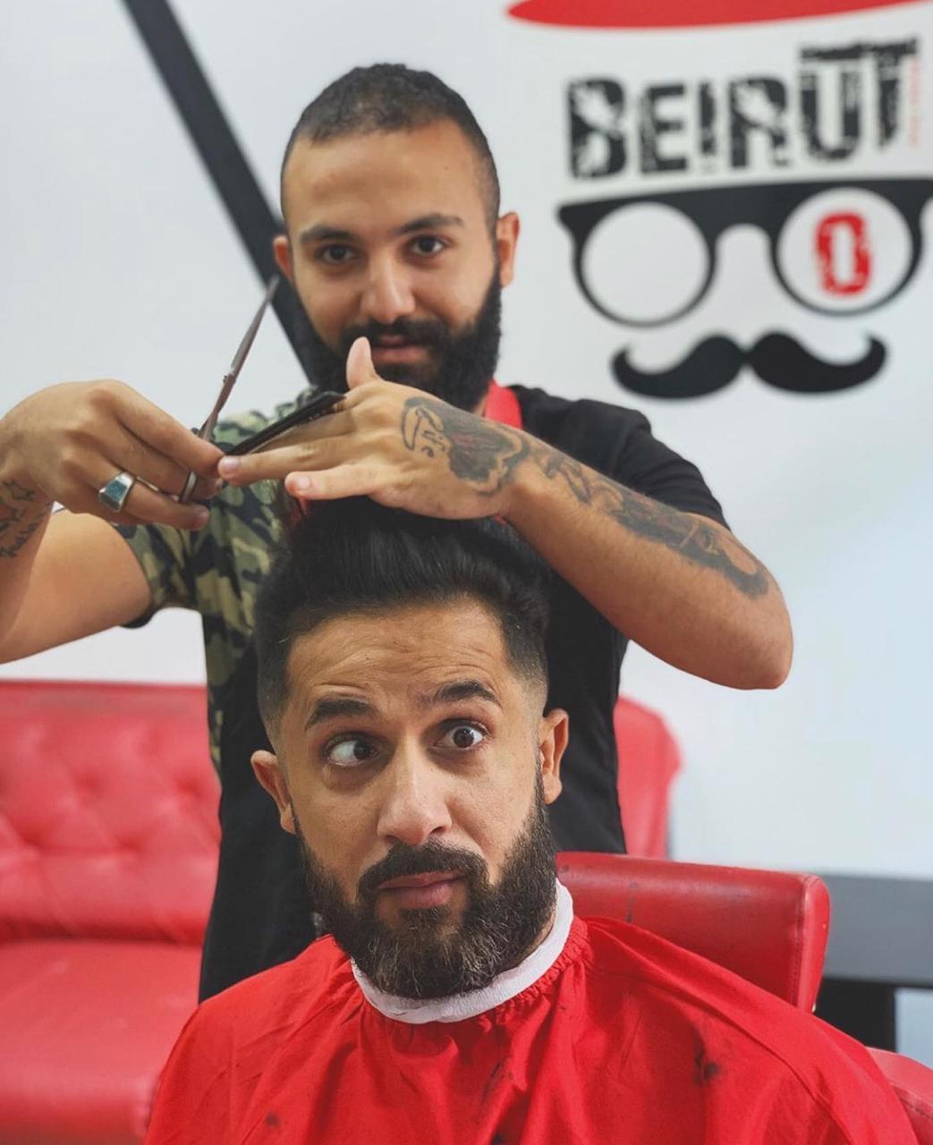 """من بين المبادرات...لائحة أسعار جديدة باللبناني من Beirut Oldies Barber Shop & Spa...""""ويلي مش قادر...قد ما بدو يدفع""""!"""