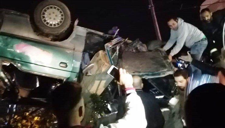 تشرين الثاني شهر البؤس على اللبنانيين...30 قتيل و425 جريح في 323 حادث سير وشبح الموت ما زال يحوم !