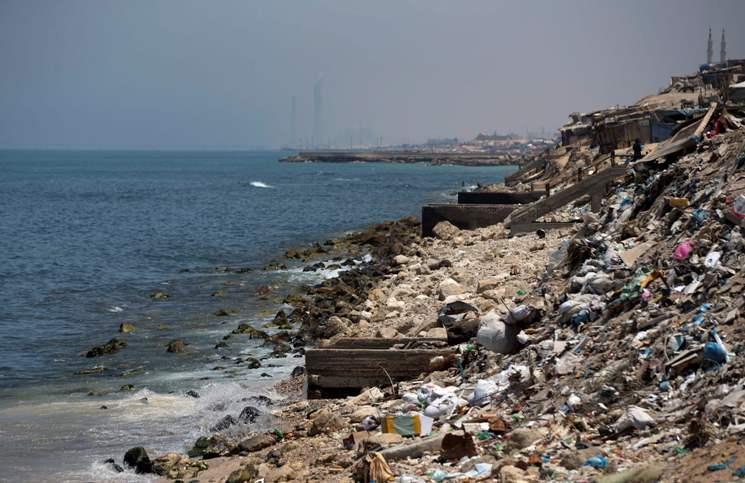 مسح جديد لمياه الشواطئ اللبنانية...والنتيجة كارثية:تلوث مباشر للأغذية والمنتجات الطازجة وخطر على الصحة العامة وجراثيم خطيرة جدا!