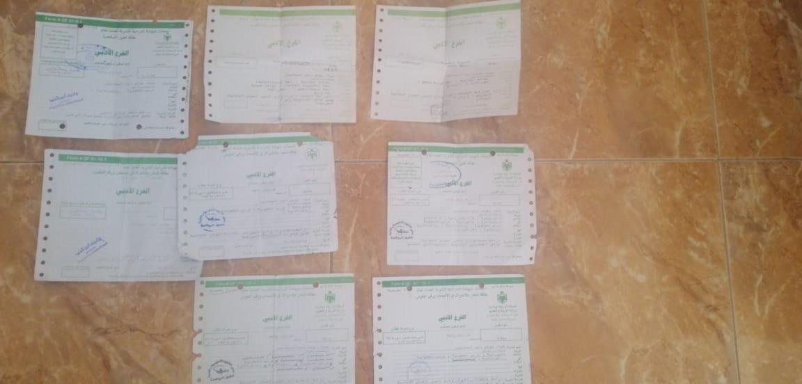 """""""العمر مجرد رقم""""...""""ابو عبدالله"""" الأردني صاحب الـ43 عاما نجح في """"التوجيهي"""" بعد 26 محاولة وهو يحاول منذ العام 1994!"""
