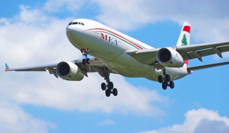 طائرة للميدل ايست منعت من الهبوط في مطار شارل ديغول!
