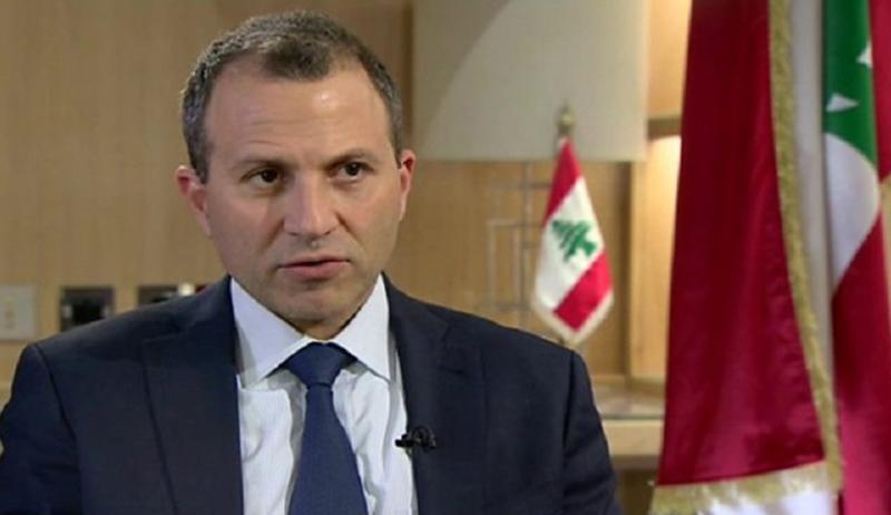 باسيل في كتاب إلى الأمم المتحدة: لبنان يرفض توطين أو إدماج اللاجئين أو النازحين على أرضه ويشدد على ضرورة عدم تسييس أزمتهم واستخدامها ورقة سياسية