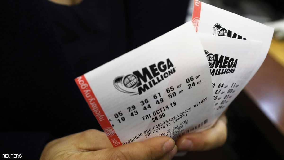 إحتمالية الفوز بها تعادل 1 في 302 مليون.. جائزة اليانصيب الأعلى في العالم بقيمة 1.6 مليار دولار رُبحت!