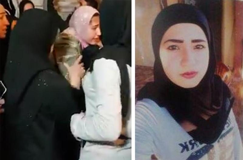 """قوى الأمن تؤكد: تبين أن مغادرة الفتاة """"تهاني"""" لمنزل ذويها في برج رحال يعود لأسباب شخصية عائلية"""