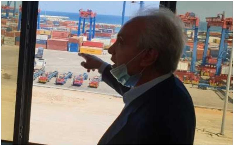 المدير العام لادارة واستثمار مرفأ بيروت بالتكليف: تعميم سيصدر غداً يمنع استيراد او تخزين المواد القابلة للاشتعال دون إذن مسبق