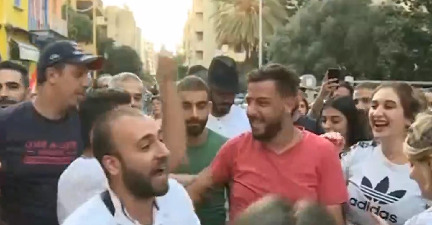 إطلاق سراح الناشط خلدون جابر من مخفر حبيش في بيروت