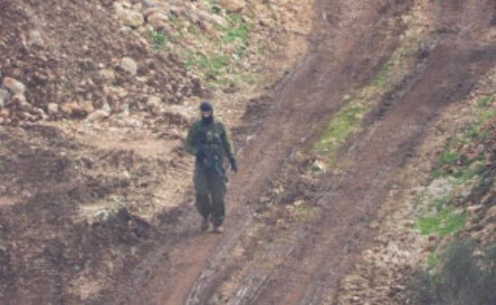 جيش الاحتلال الاسرائيلي يخطف مواطنا لبنانيا وآخر سوريا على الحدود مع مزارع شبعا