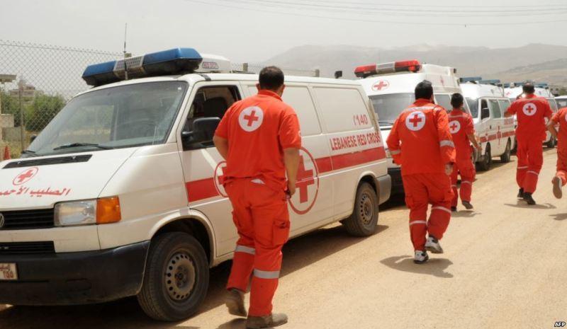 الصليب الأحمر: سقوط شخصين داخل بئر في منطقة الأوزاعي وتوجّه 3 فرق إلى المكان ضمنها فرقة بحث وانقاذ