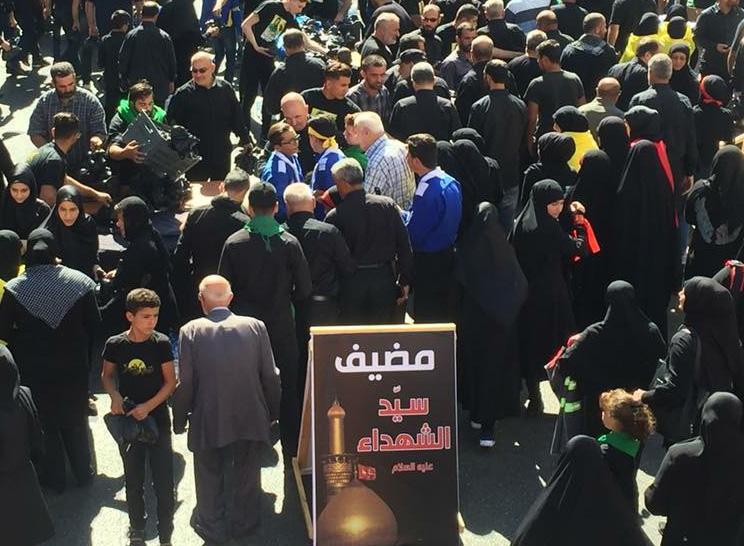 مضيف سيد الشهداء (ع) في بنت جبيل يفتتح باب التبرع للمضيف العاشورائي لهذا العام