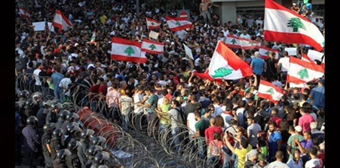 حزب الله يعمم على مناصريه حول تظاهرة الاحد: للابتعاد عن لغة التخوين واحترام خيارات من يود المشاركة في التظاهرة.. وندعو في نفس الوقت إلى إعطاء العمل الحكومي وقته لتحقيق إصلاحات