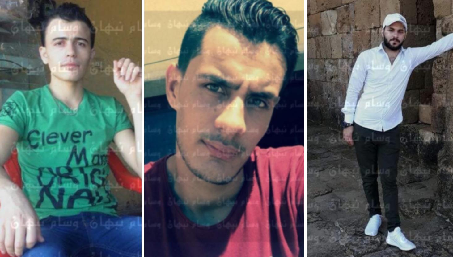 هشام وحمزة ونسيم، نزحوا هروباً من جحيم نيران الحرب السورية، ليلاقيهم الموت في سبيل لقمة العيش داخل فرن في صور