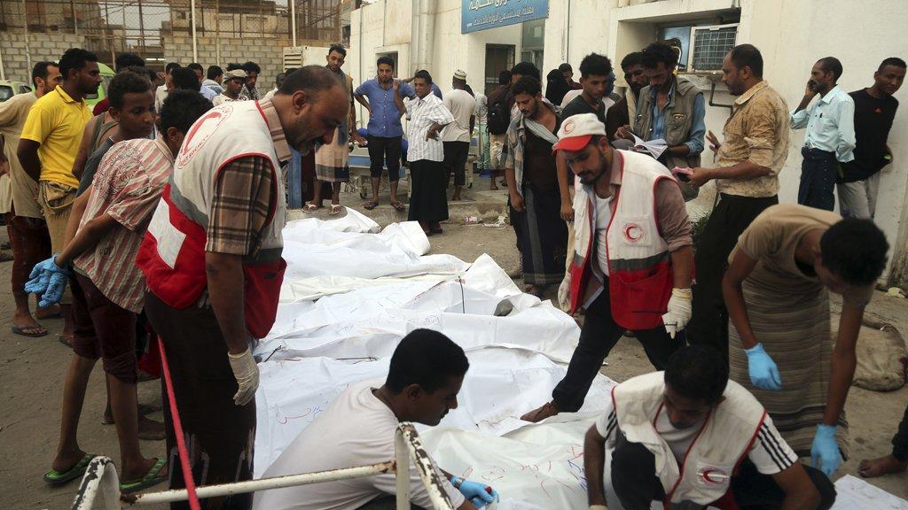 وزارة الخارجية الأميركية تدعو إلى وقف فوري للأعمال القتالية في اليمن