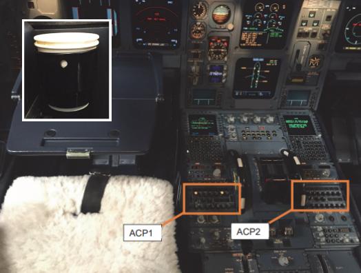 """كوب """"قهوة"""" يجبر رحلة جوية فوق الأطلسي على متنها 326 مسافراً على العودة: انسكب على لوحة التحكم وامتلأت القمرة برائحة احتراق كهربائي!"""