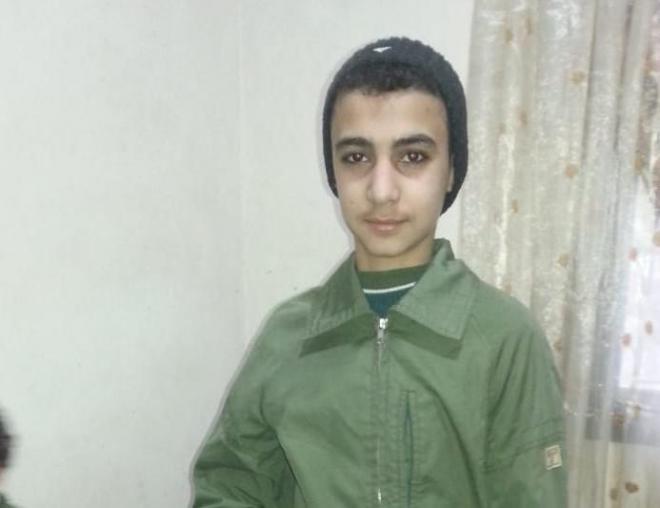 إبن الـ14 عاماً مفقود...أحمد رافعي غادر منزله في أبي سمرا إلى جهةٍ مجهولة منذ أكثر من أسبوعين ولا يعرف عنه أي شي