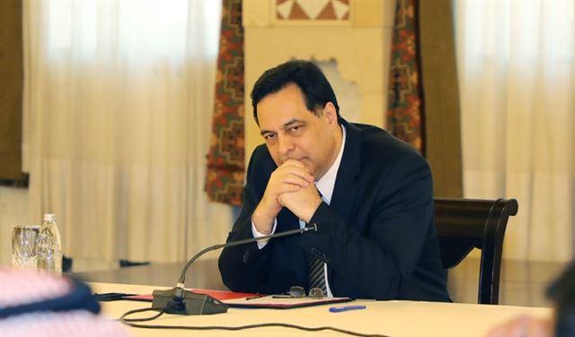 دياب: ما حصل في المرفأ اليوم ومهما كانت اسبابه هو طعنة جديدة للبنانيين واستهتار كبير واهانة للدولة والمجتمع