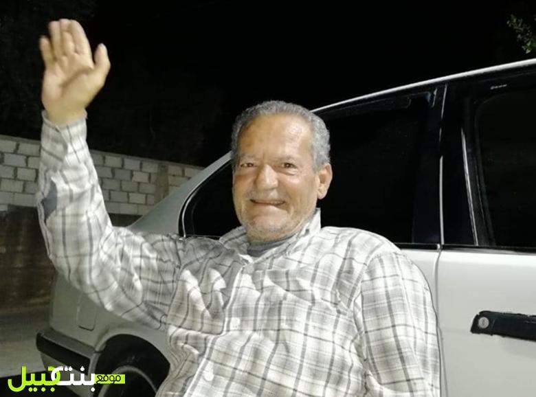 أحمد غالب شامي في ذمة الله...ابن مدينة بنت جبيل أسدل ستار الوجع بعد المعاناة المريرة