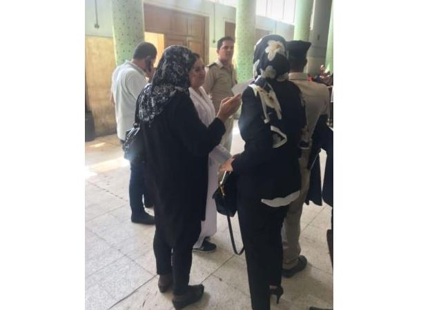 """الجديد: إطلاق سراح اللبنانية """"منى مذبوح"""" المحتجزة في مصر بعد تخفيض الحكم ووقف تنفيذه!"""