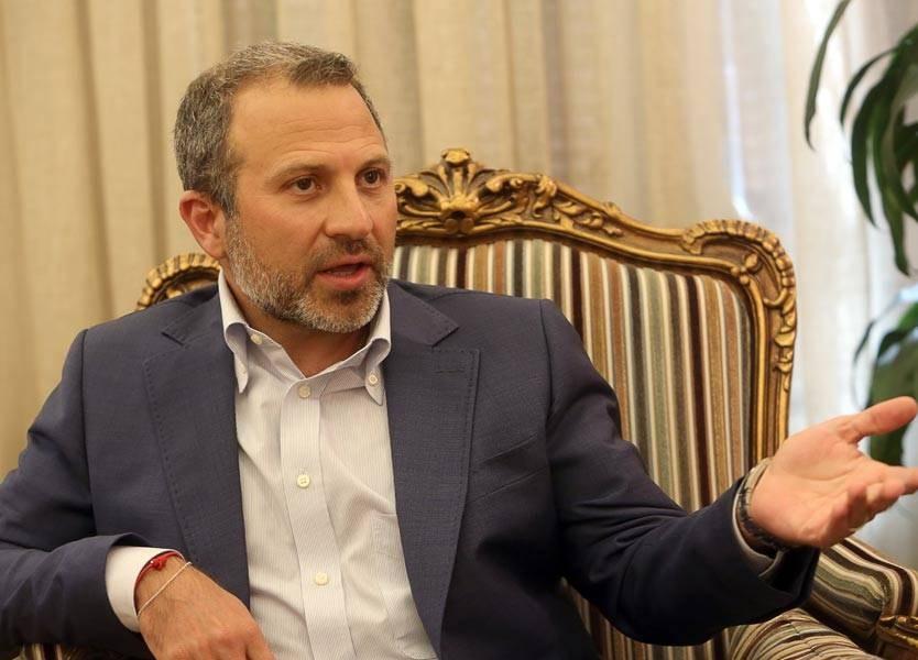 باسيل أعطى تعليماته للتقدم بشكوى إلى مجلس الأمن الدولي لإدانة الخرق الخطير للسيادة اللبنانية