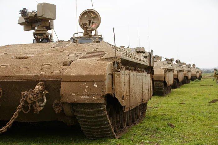 """""""فش مصاري""""...جيش الإحتلال يصدر قراراً يمنع فيه تشغيل المكيفات في ناقلات الجند الجديدة بسبب """"نقص في الميزانية""""!"""
