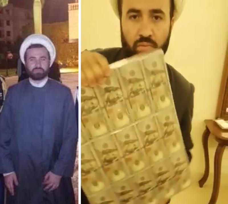 الجيش يؤكد توقيف المدعو محمد علي ترشيشي: انتحل صفة رجل دين ووزع أموالاً مجهولة المصدر على المتظاهرين في مدينة بيروت