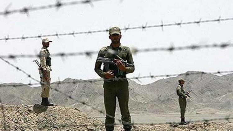 اختطاف 14 عنصراً من حرس الحدود الإيراني على الحدود مع باكستان