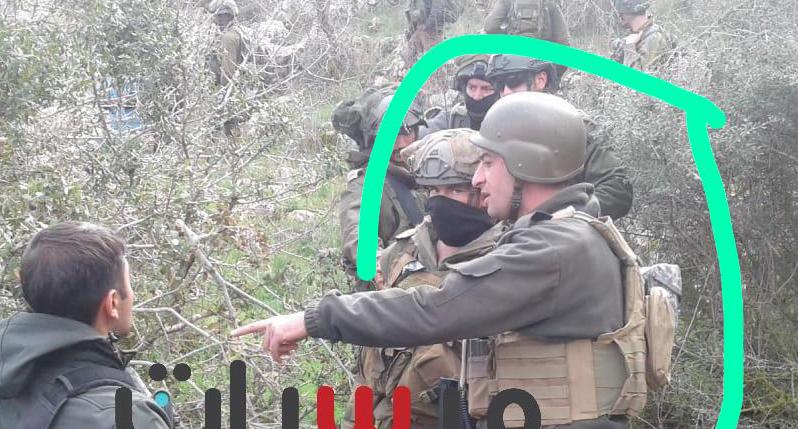 بطل الجيش الثاني إلى جانب محمد في واقعة الأسلاك الشائكة في ميس الجبل...أحمد أيضاً أرجع جنود العدو  إلى الوراء!