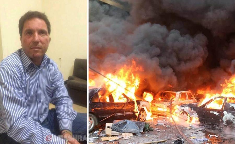"""مهندس التفجيرات الإرهابية في الضاحية يسخر ويعلّق على أحد المتهمين """"طلع عن طريق المطار...علمت ذلك من صوت الوحي""""!"""