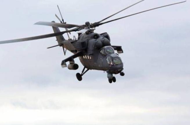 تحطم مروحية عسكرية روسية في بحر البلطيق ومقتل طياريها