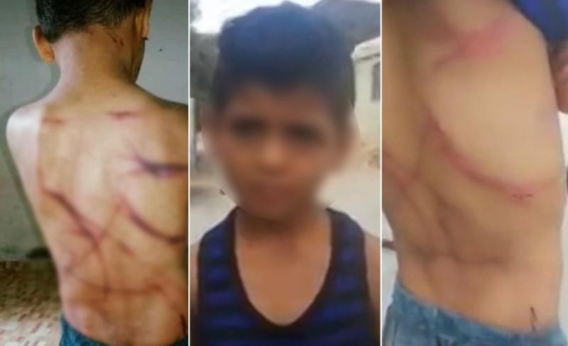 """بعد إنتشار فيديو لطفل تعرض للضرب المبرح  في منطقة مخيم برج البراجنة.. قوى الأمن :""""باشرنا تحقيقاتنا"""""""
