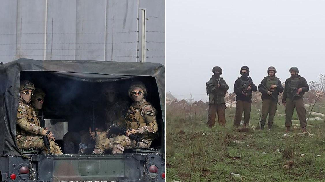 بالفيديو / الجيش الاسرائيلي يبدأ بالحفر في ميس الجبل والجيش اللبناني يستقدم تعزيزات