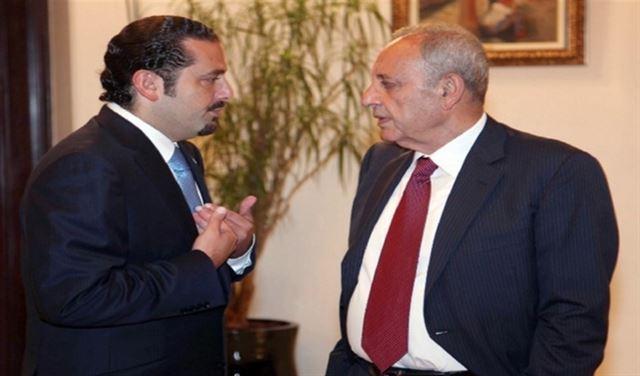 "الرئيس بري للحريري: ""قوم لهون متنا وعشنا تصرت هون""!"