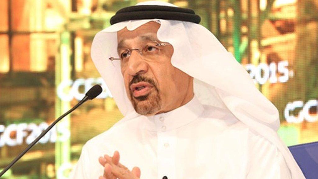 وزير الطاقة السعودي: لا ننوي فرض حظر نفطي على الغرب كعام 1973...سنفصل النفط عن السياسة وهذا الحادث سيمر !