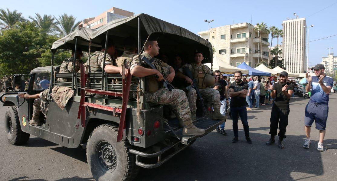 الوكالة الوطنية: الجيش اعاد فتح كل الطرق الرئيسة والفرعية والدولية في طرابلس ومحيطها