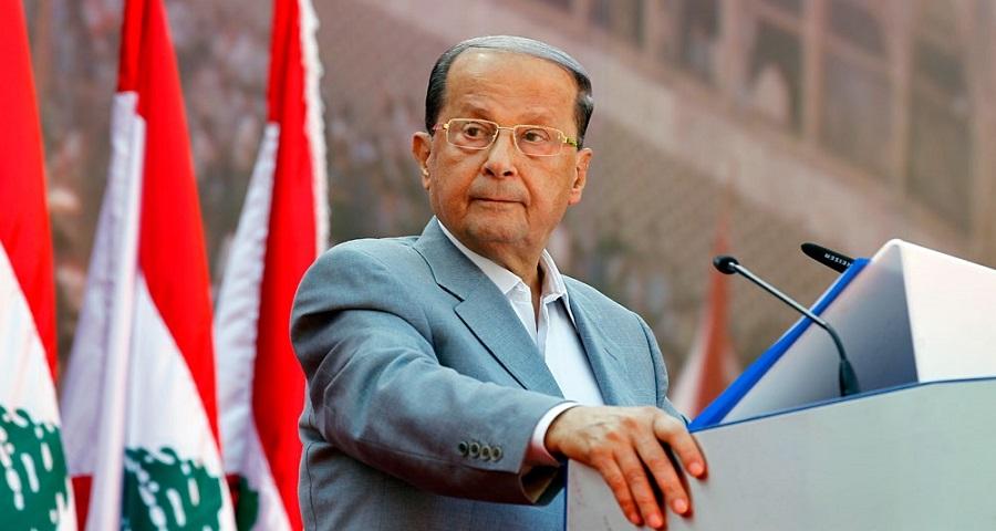 الرئيس عون: لا تخافوا على المستقبل..لبنان لن يسقط على الإطلاق