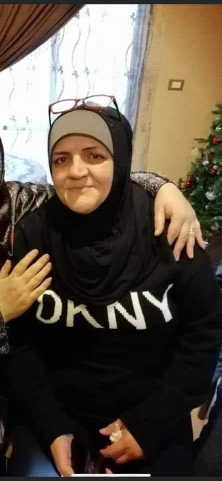 ابنة بنت جبيل سامية ابراهيم جوني في ذمة الله
