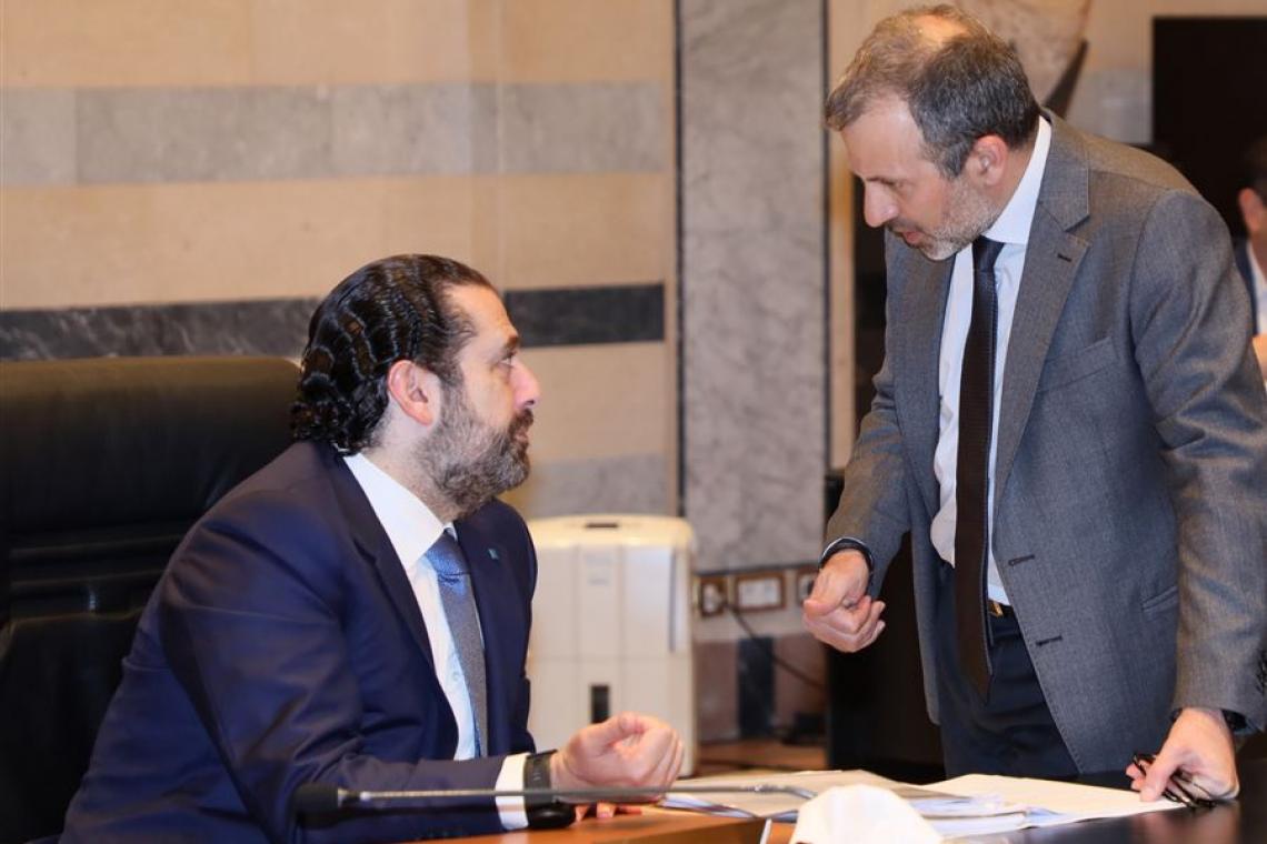 الـlbc: الرئيس الحريري والمستقبل يلغيان زيارة جبران باسيل إلى مركزية المستقبل في قصر القنطاري