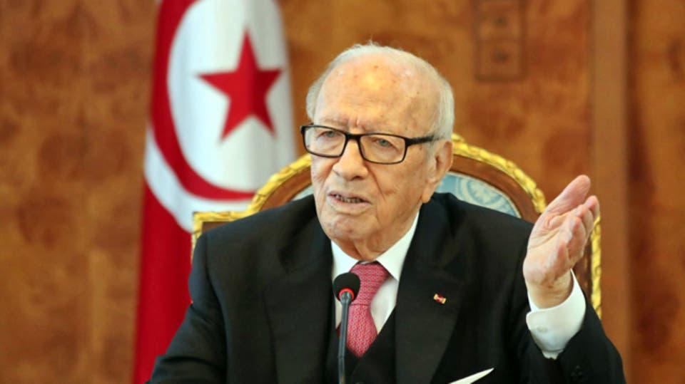 الرئاسة التونسية: وفاة الرئيس الباجي قايد السبسي في المستشفى العسكري