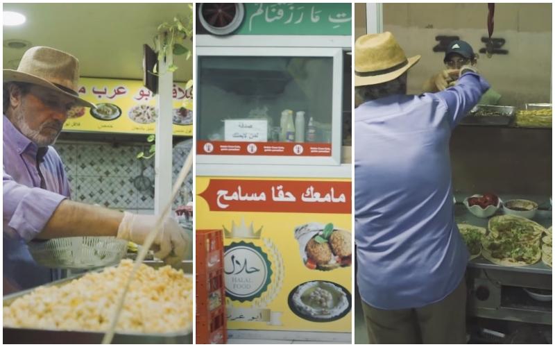 """بالفيديو/ """"ما معك حقها مسامح""""...من سوريا إلى تركيا """"أبو عرب"""" يطعم يومياً أكثر من 400 شخص مجاناً في مطعمه للفلافل!"""