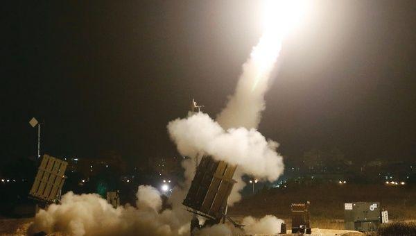 اسرائيل في حالة هذيان.. 40 صاروخاً اطلقوا من سوريا نحو اسرائيل والقبة الحديدية لم تسقط صاروخاً واحداً
