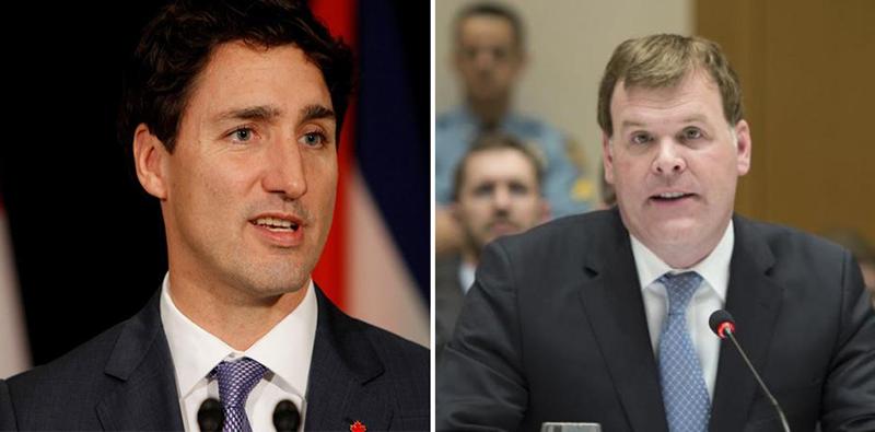 وزير خارجية كندا السابق ينصح ترودو: استقل طائرتك واذهب إلى السعودية لاحتواء الأزمة!