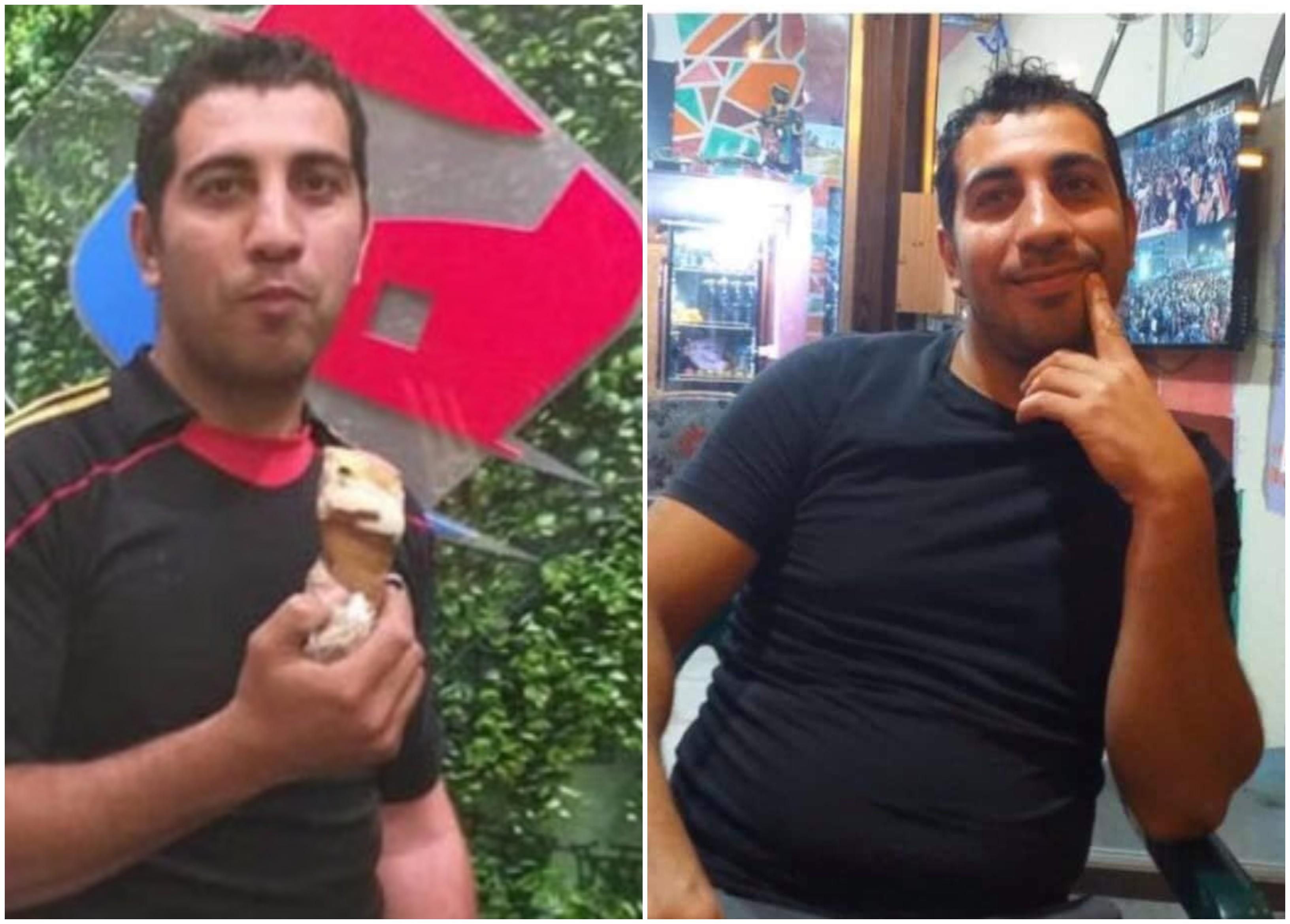 """مدينة صور ودعت شهيد لقمة العيش الشاب """"أحمد السماحي"""" بعد وفاته بصعقة كهربائية خلال عمله"""
