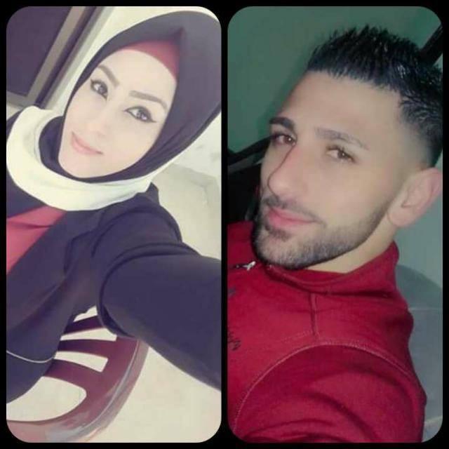 الذكرى السنوية الأولى لفقيدي الشباب عبد علي وزينب بيضون