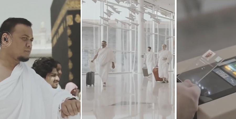 """بالفيديو/ هكذا ستكون تحركات الحجاج خلال أداء فريضة الحج بعد 12 سنة...مقطع تخيّلي مستقبلي """"مخيف"""" نشرته وزارة الحج والعمرة السعودية"""