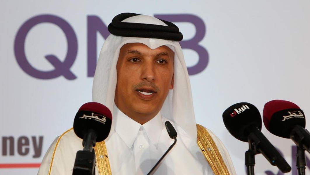 وزير المالية القطري: دولة لبنان تمر بصعوبات اقتصادية وسنقف إلى جانبها خلال الأزمة الراهنة