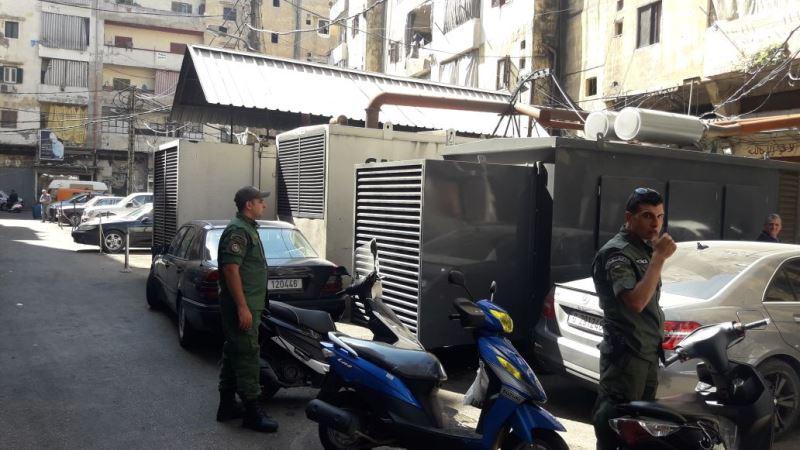 شرطة بلدية طرابلس طالبت بازالة المولدات من الأحياء السكنية لما تسببه من أضرار صحية